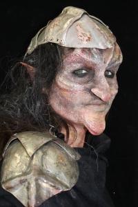 prosthetic creature